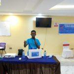 Helped set up website project USIU-AFRICA