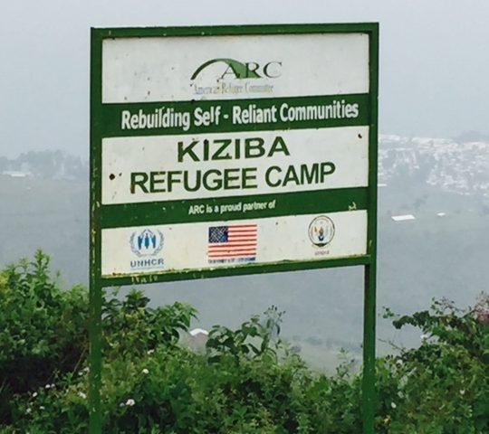 Kiziba Refugee Camp